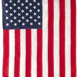Evergreen Flag American Flag Garden Size Applique Flag - 12.5 x 18 Inches Outdoor Patriotic Ameri... | Amazon (US)