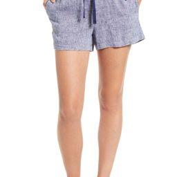 Stripe Linen Shorts | Nordstrom