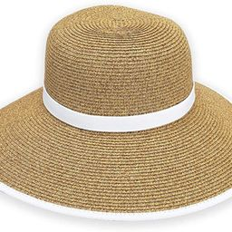 Sun N' Sand French Laundry Packable Crushable Travel Hat | Amazon (US)
