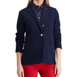Chaps Women's Blazers CAPRI - Capri Navy Blazer - Women | Zulily