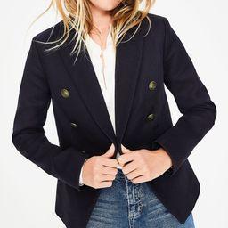 Boden Women's Blazers NAV - Navy Addlestone Blazer - Women | Zulily