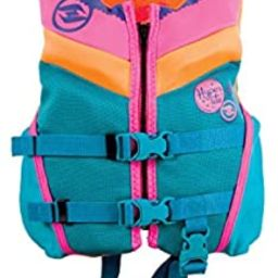 Hyperlite Indy Child CGA Wakeboard Vest Pink/Teal Girl's Sz Child (30-50lbs) | Amazon (US)