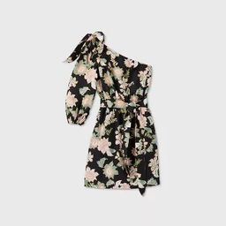 Women's Floral Print Sleeveless Dress - Who What Wear™ | Target