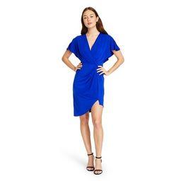 Women's High-Low Dress - CUSHNIE for Target (Regular & Plus) Royal Blue | Target