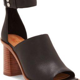 Faen Ankle Strap Genuine Calf Hair Sandal | Nordstrom