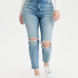 AE Stretch Curvy Mom Jean | American Eagle Outfitters (US & CA)