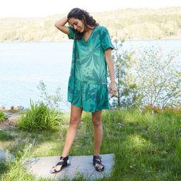 Women's Short Sleeve Ruffle Hem Dress - A New Day™ | Target
