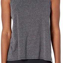 Amazon Brand - Core 10 Women's Tri-Blend Mock Neck Workout Tank | Amazon (US)