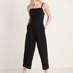 Square-Neck Cami Jumpsuit for Women | Old Navy (US)