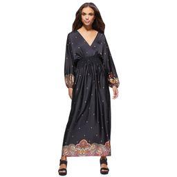 Scoop Women's V-Neck Cinched Waist Dress | Walmart (US)