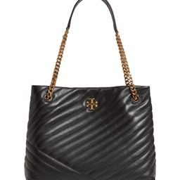 Kira Chevron Quilted Leather Tote | Nordstrom