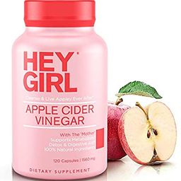 Apple Cider Vinegar Capsules - Great for Detox, Cleanse + Natural Weight Loss   Reduces Bloating ...   Amazon (US)