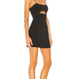 Enzo Mini Dress in Black   Revolve Clothing (Global)