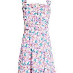 Mid Summer Floral Mini Dress | INTERMIX