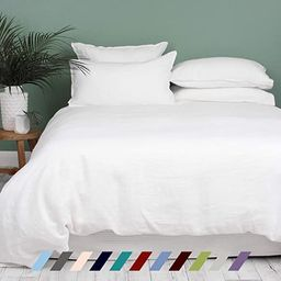 Kotton Culture Premium Duvet Cover 100% Egyptian Cotton 600 Thread Count with Zipper & Corner Tie... | Amazon (US)
