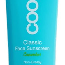 Cucumber Organic Classic Face Sunscreen SPF 30 | Ulta