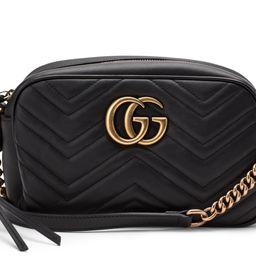 Gucci GG Marmont Camera Bag Matelasse Small Black | StockX