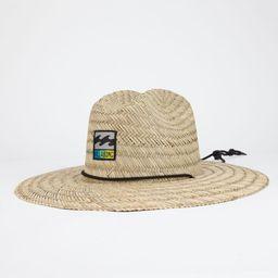BILLABONG Patches Lifeguard Straw Hat | Tillys