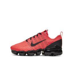 Nike Air VaporMax Flyknit 3 Big Kids' Shoe Size 4Y (Red/Hyper Crimson) BQ5238-601 | Nike (US)