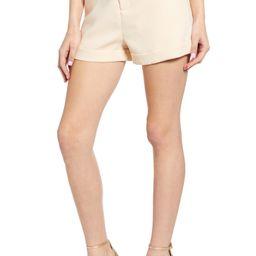 High Waist Tailored Shorts   Nordstrom