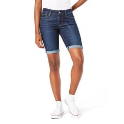 Signature by Levi Strauss & Co. - Women's Bermuda Shorts - Walmart.com | Walmart (US)
