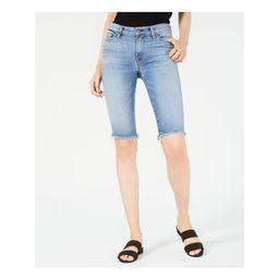 Hudson - HUDSON Womens Blue Short  Size: 26 Waist - Walmart.com | Walmart (US)