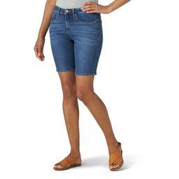 Lee Riders Women's Shape Illusions Side Panel Bermuda Short | Walmart (US)