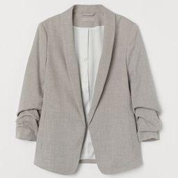 Shawl-collar Jacket   H&M (US)