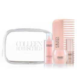 Quench & Shine Deluxe Size Mini Set | Colleen Rothschild Beauty