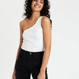 AE One Shoulder Tank Top | American Eagle Outfitters (US & CA)