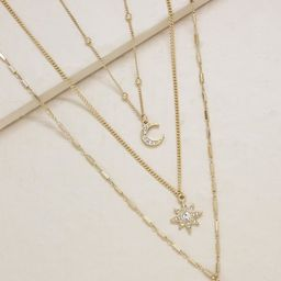 Night Sky Necklace Set | Ettika