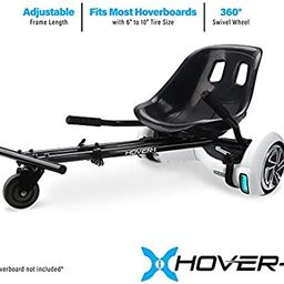 Hover-1 Buggy Attachment for Transforming Hoverboard Scooter into Go-Kart | Amazon (US)