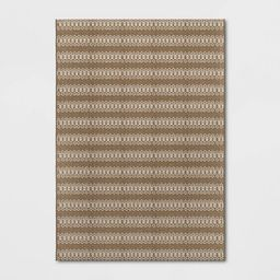 Global Outdoor Rug Natural - Project 62™   Target