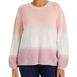 Curve Ombré Knit Sweater - 100% Exclusive | Bloomingdale's (US)