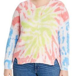 Ribbed Tie-Dye Top - 100% Exclusive | Bloomingdale's (US)