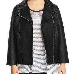 Leather Moto Jacket | Bloomingdale's (US)
