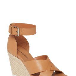 Women's Treasure & Bond Poppy Espadrille Wedge Sandal, Size 8.5 M - Beige | Nordstrom