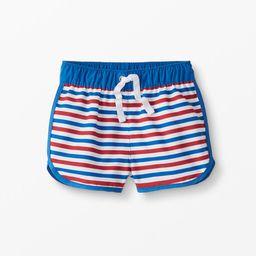 Striped Print Swim Trunks | Hanna Andersson