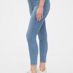 High Rise True Skinny Ankle Jeans in Sculpt   Gap (US)