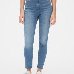 Sky High True Skinny Jeans with Secret Smoothing Pocket   Gap (US)