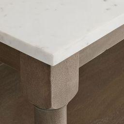 "Alexandra 65"" Marble Console Table | Pottery Barn (US)"