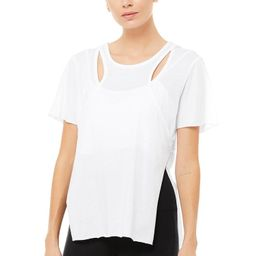 Glide Short Sleeve Top | Alo Yoga