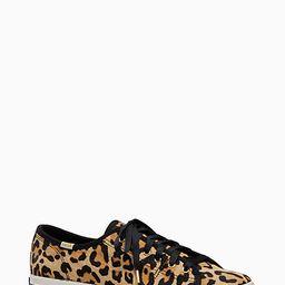 Keds X Kate Spade New York Leopard-Print Sneakers, Tan - 6.5   Kate Spade (US)