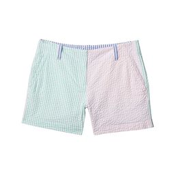 Vineyard Vines Party Seersucker Every Day Shorts (Multi) Women's Clothing | Zappos