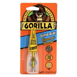 12 g Super Glue Brush and Nozzle   The Home Depot