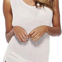 Wander Agio Beach Club Perspective Cover Shirt Bikini Cover-up Top   Amazon (US)
