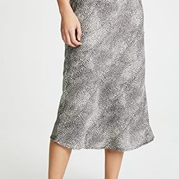 Leopard Midi Skirt   Shopbop