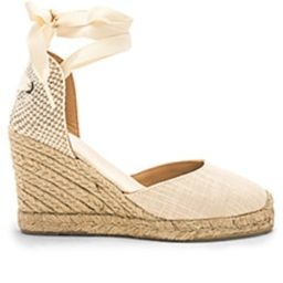 Soludos Tall Wedge in Blush from Revolve.com   Revolve Clothing (Global)
