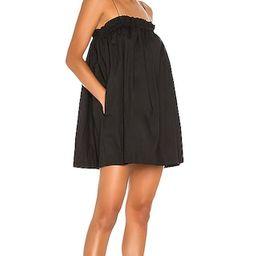 The Arcello Mini Dress in Black   Revolve Clothing (Global)