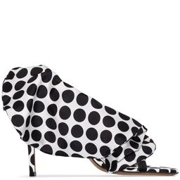 Penelope 110 polka dot sandals | Farfetch (US)
